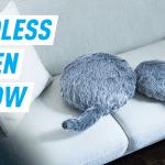 This weird, headless cat pillow now has a kitten version — Future Blink
