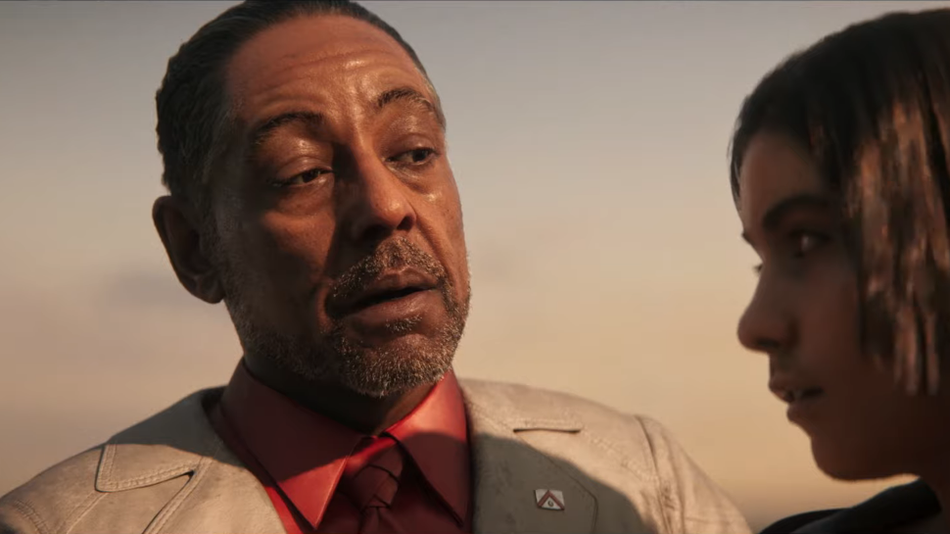 'Far Cry 6' trailer introduces Giancarlo Esposito's ruthless dictator