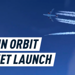 Virgin Orbit air-launched a rocket from a soaring Boeing 747