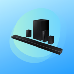 Save $220 on a Samsung soundbar to go with that new TV you buy for Black Friday